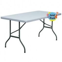 Plastic-table