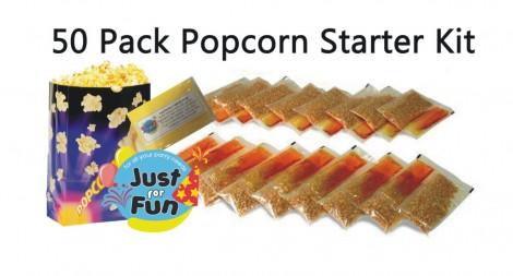 Popcorn 50 pack