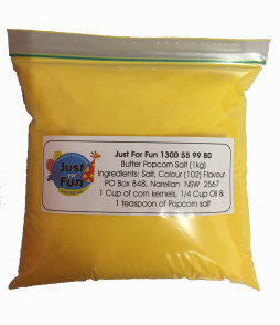Popcorn Salt 1kg Ebay