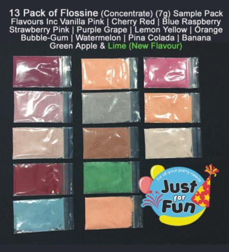 Flossine Floss Sugar
